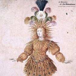 Belle assiette faïence Martres Tolosane décor à la rose