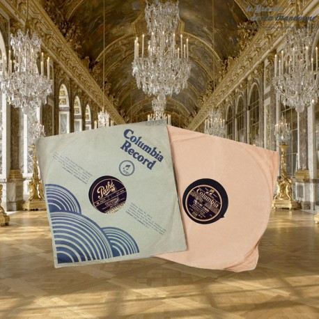 2 Vinyles ✶ 78 R ✶ Lucienne Boyer & Rina Ketty ✶