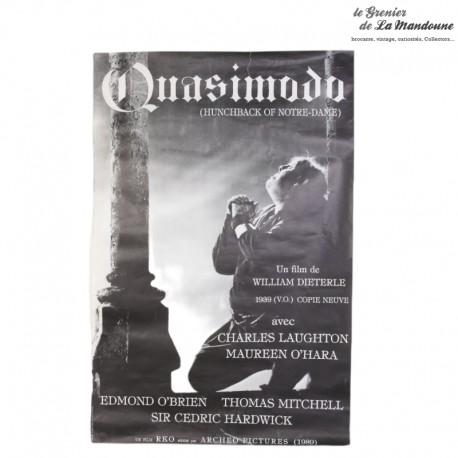 Affiche de Quasimodo (Hunchback of Notre Dame)