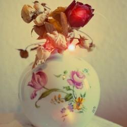 Vase Boule Porcelaine Limoges