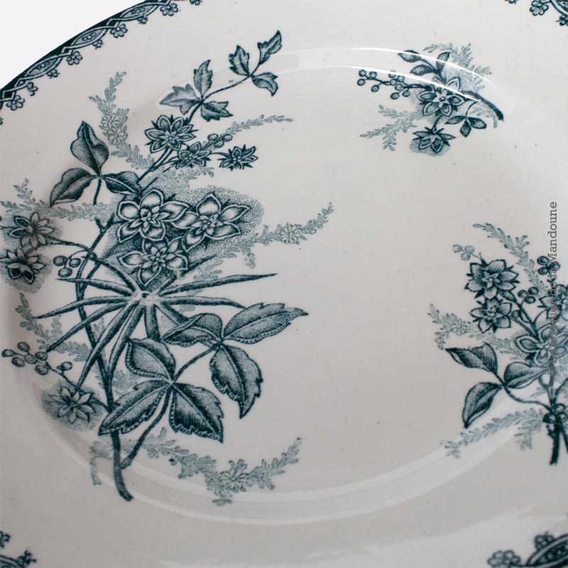 vaisselle faïence ancienne