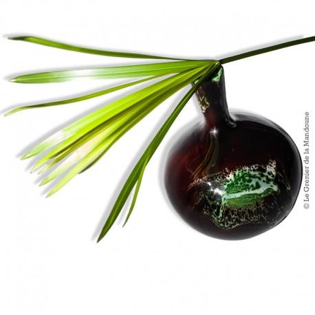 Vase soliflore boule céramique