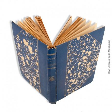 Le Grenier de la Mandoune. La vocation, Avesnes. Bibliothèque Reliée Plon