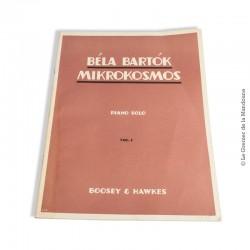 Bela Bartok Mikrokosmos Piano Solo Volume 1. Winthrop Rogers Edition – 1940