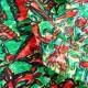 Le Grenier de la Mandoune. Authentique tissu coton des années 1950 « QUERCY » C.T.F ★ Neuf  ★ 1m30 x 1m. French vintage