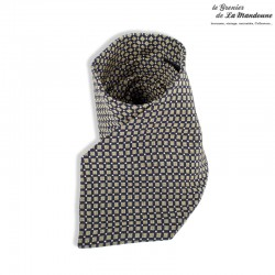 Le Grenier de la Mandoune.Pierre Cardin ♛ Cravate ♛ Pur Silk
