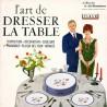 Lot de 10 Assiettes à dessert, faïencerie Salins FRANCE modèle ROSEMONDE. French Vintage